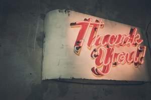 Vďačnosť je veľmi účinná