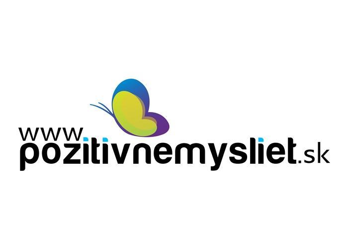 Logo www.pozitivnemysliet.sk