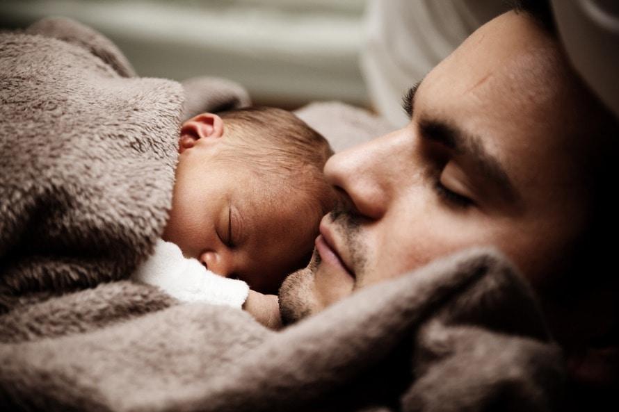 Spánok je dôležitou súčasťou života.
