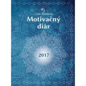 Obálka Motivačný diár 2017