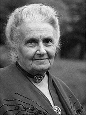 Mária Montessori