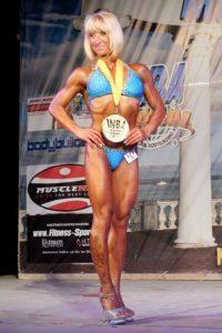 Iveta Hauserová. Majstrovstvá sveta, Grécko