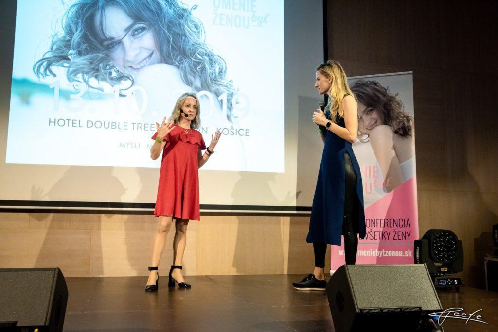 Andrea Gontkovičová a Adela Vinczeová