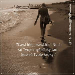 citát; pláž; žena