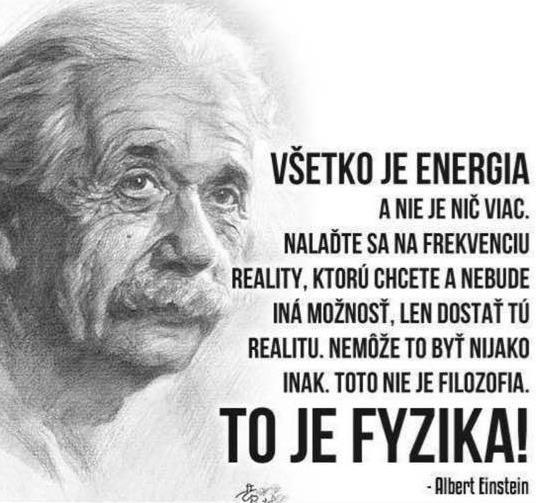 Citát Alberta Einsteina