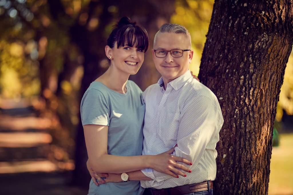 Miroslav Zaťko a Evička Zaťková