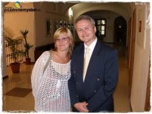 Izabela Bérešová a Miroslav Zaťko