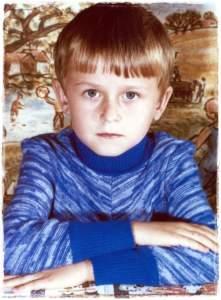 Prvý školský rok. Fotografia z 1981